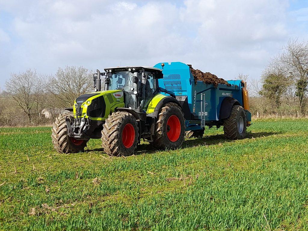 Epandeur RF 6620 ECO