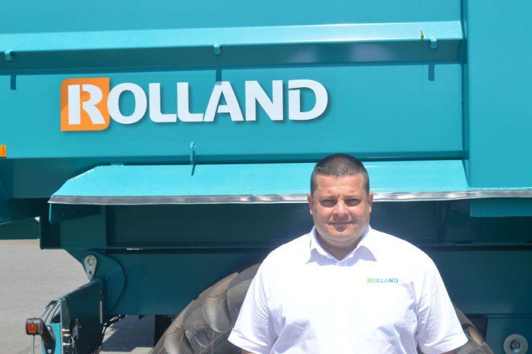 Nouveaux recrutements chez ROLLAND !