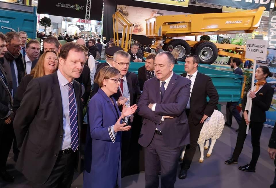 Didier Guillaume, ministre de l'agriculture et de l'alimentation-03