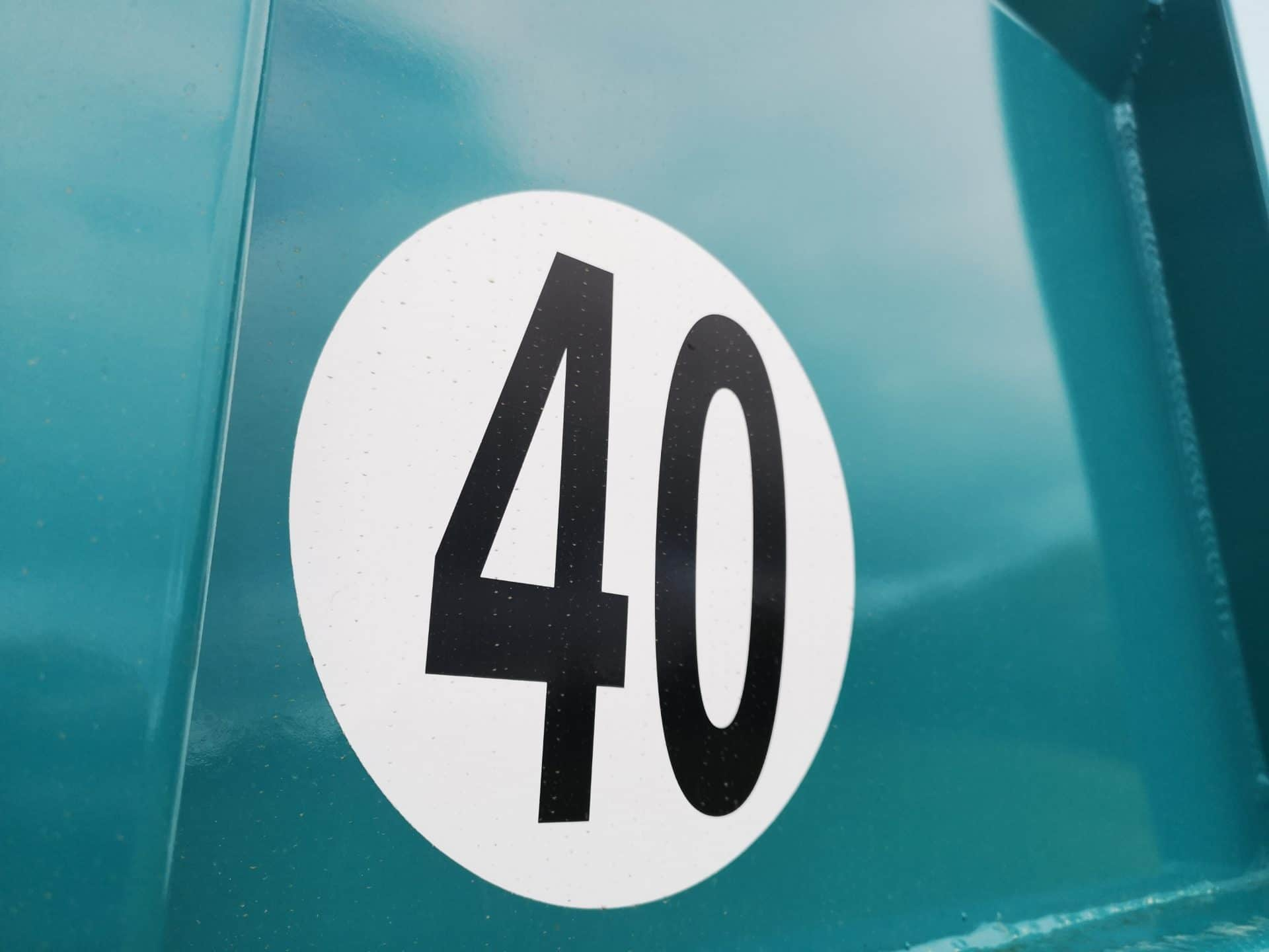 Option 40km/h (France*)