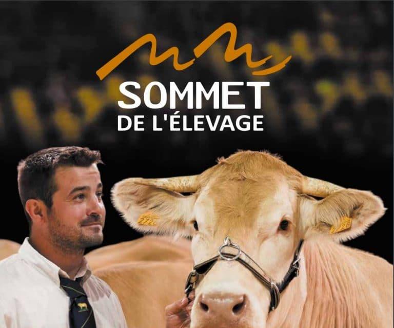 Sommet de l'élevage – Clermont-Ferrand