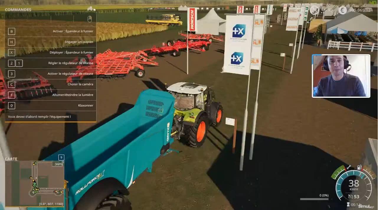 Salon Innovagri en 3D