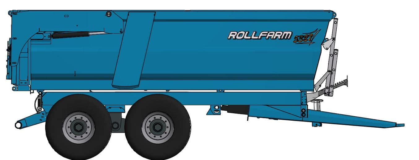Rollfarm 5327 1m18