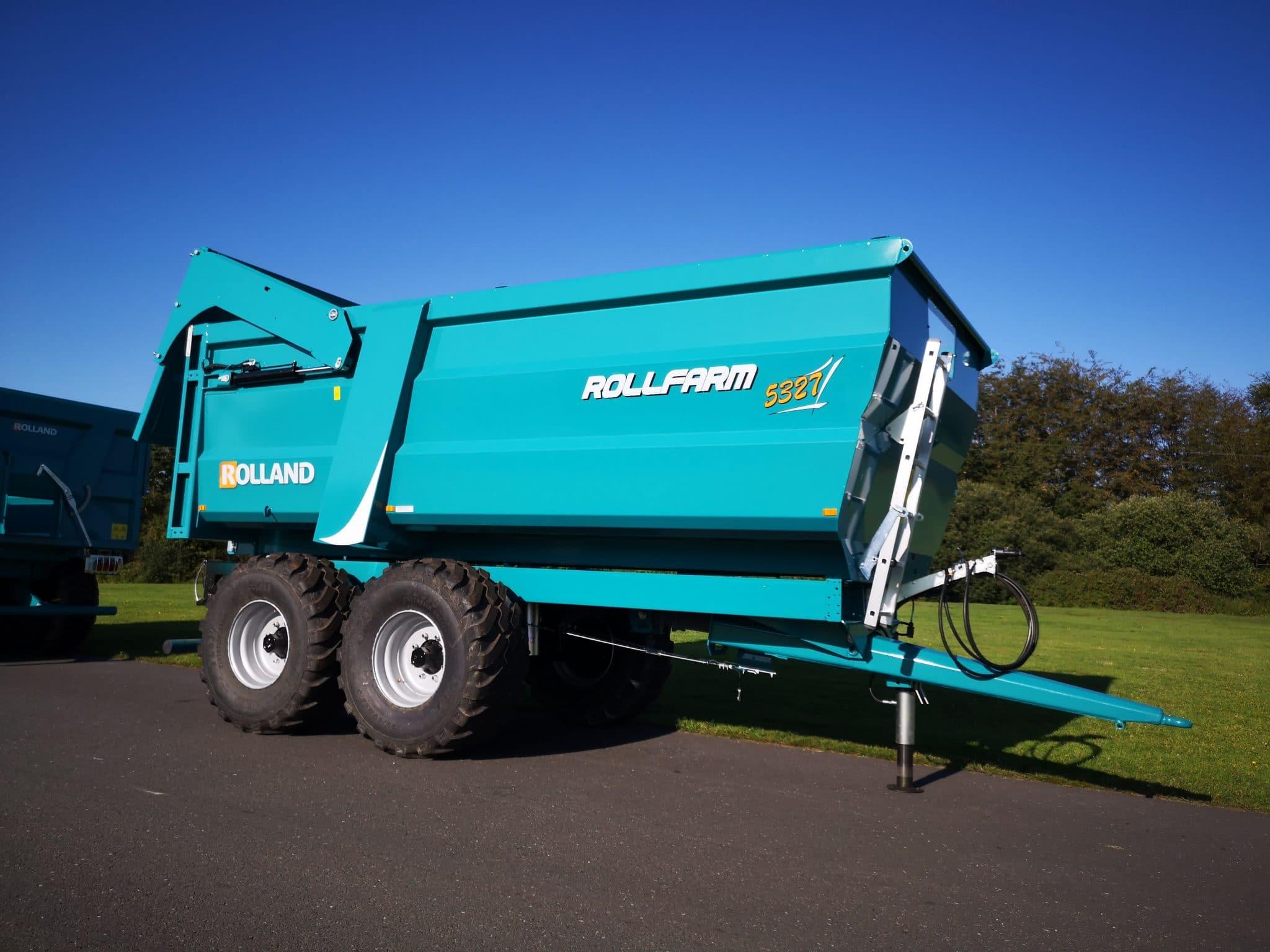 Rollfarm 5327 R-Series