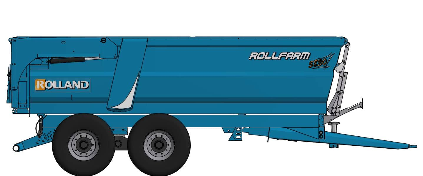 Rollfarm 5830 1m18