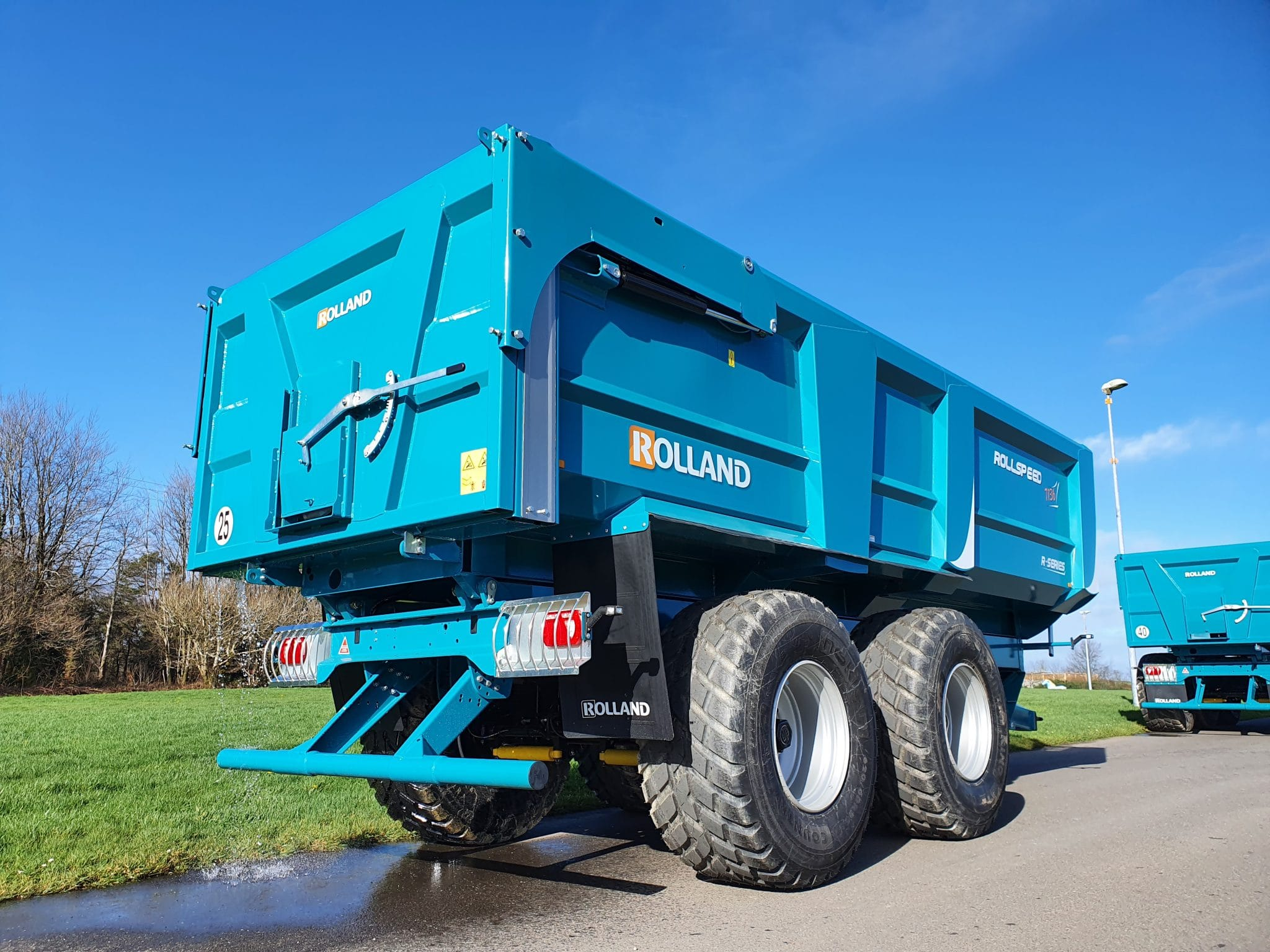 Rollspeed R-Series 7136
