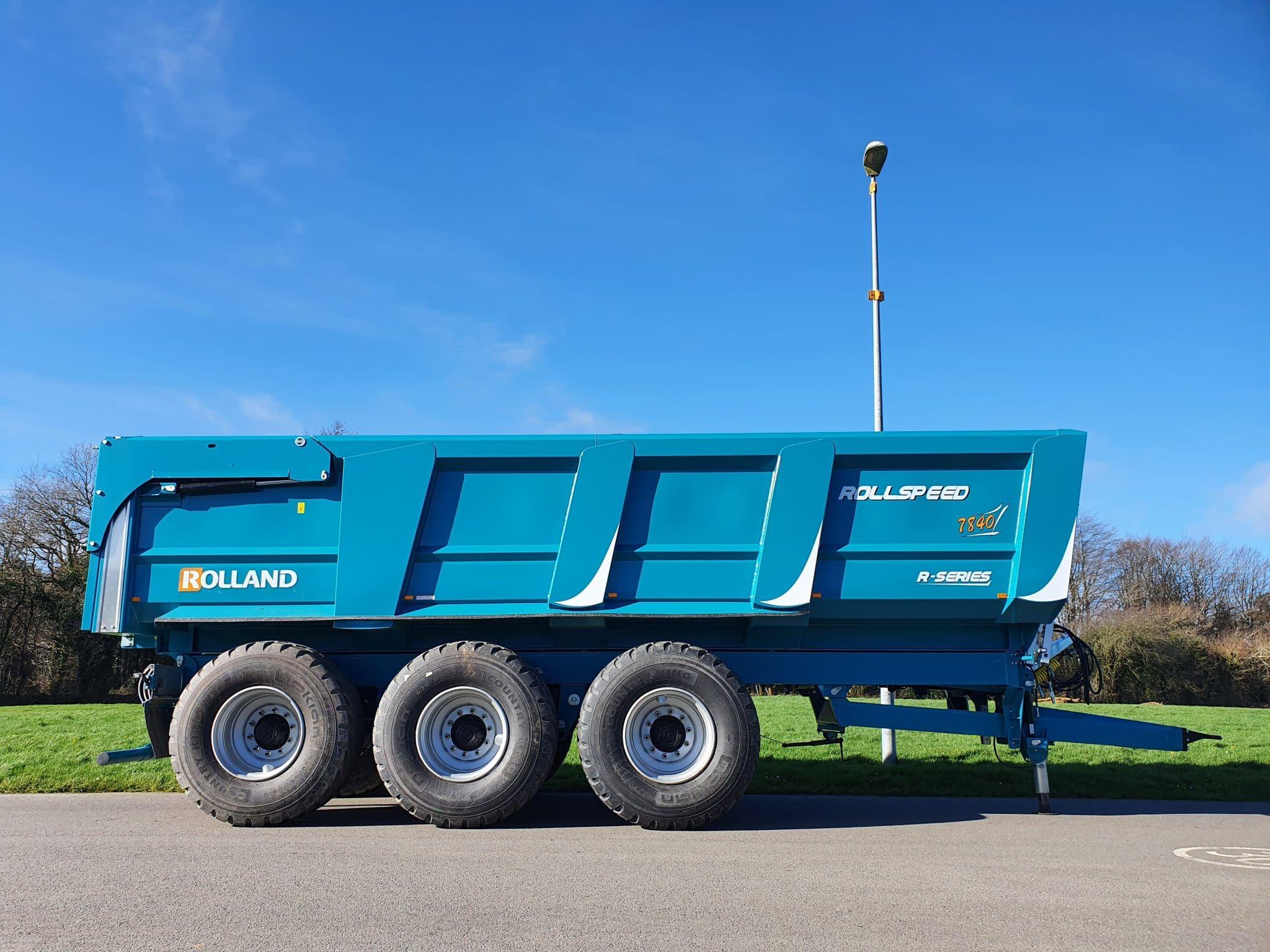 Rollspeed R-Series 7840